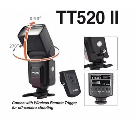 Godox Thinklite TT520II Flash