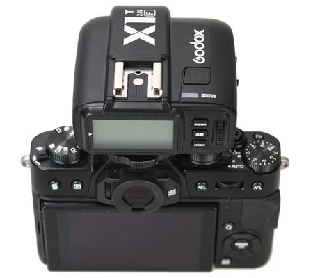 Godox Wireless TTL Flash Transmitter X1T-F for Fujifilm