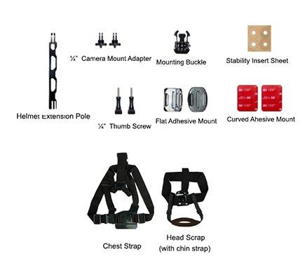 Insta360 Skate Bundle for Insta 360 One X & One R ORIGINAL