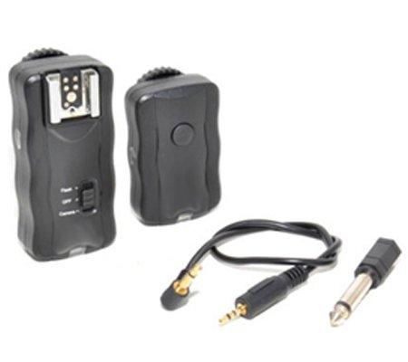 Flashlight Trigger Set JF-U1 (Incl. 1 Transmitter + 1 Receiver)