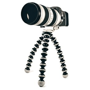 Joby Gorillapod SLR-Zoom.