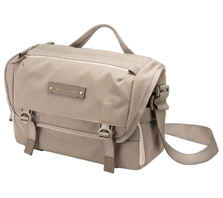 Vanguard Veo Range 36M Medium Messenger Camera Bag Beige Tan