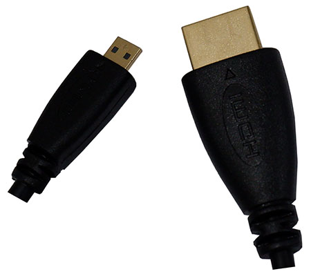 TetherPlus Micro HDMI TO HDMI 2m