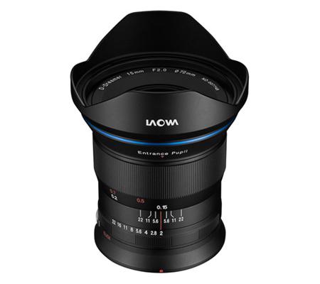 Laowa For Nikon Z 15mm f/2 FE Zero-D Venus Optics