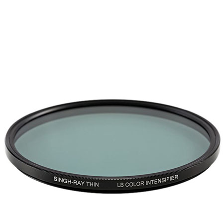 Singh-Ray 82mm LB Color Intensifier Thin Mount Filter