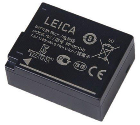 Leica Lithium-Ion-Battery BP-DC12-E (18728)
