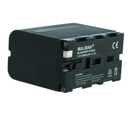 Malibah Sony NP-F970 Battery