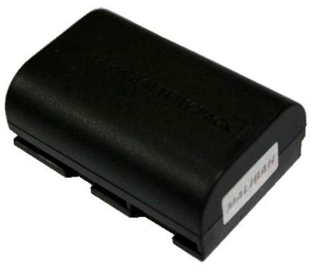 Malibah Canon LP-E6 Battery for Canon EOS 60D/70D/80D/7D/5D II/5D III