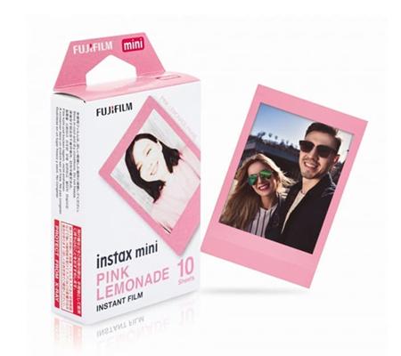 Fujifilm Instax Paper Pink Lemonade