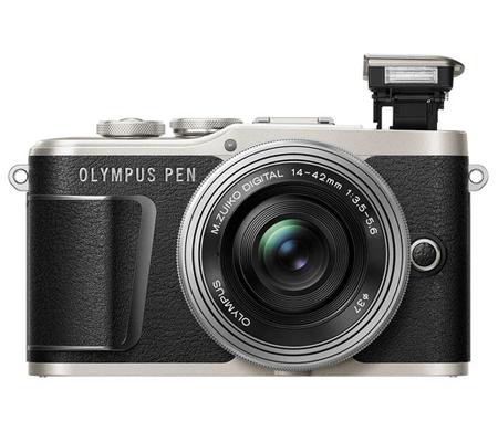 Olympus PEN E-PL9 with M.Zuiko 14-42mm EZ Black