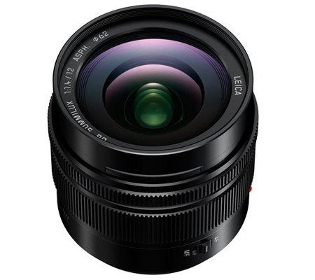 Panasonic Leica DG Summilux 12mm f/1.4 ASPH