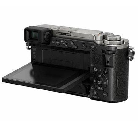 Panasonic Lumix DC-GX9 kit G Vario 12-32mm f/3.5-5.6 Silver