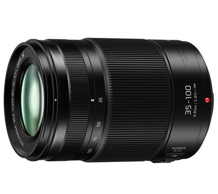 Panasonic Lumix G X Vario 35-100mm f/2.8 II POWER O.I.S