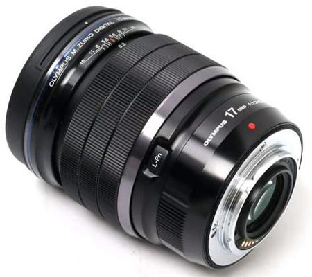 Olympus M.Zuiko Digital ED 17mm f/1.2 PRO