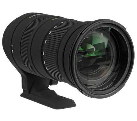 Sigma for Canon 50-500mm f/4.5-6.3 APO DG OS HSM