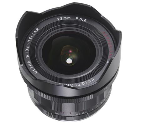 Voigtlander for Leica M 12mm f/5.6 Heliar Ultra Wide-Angle III