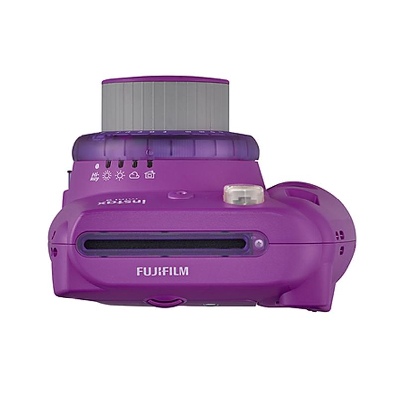 Fujifilm Instax Mini 9 Craft Kit Clear Purple