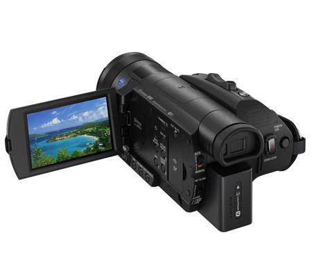 Sony FDR-AX700 4K.