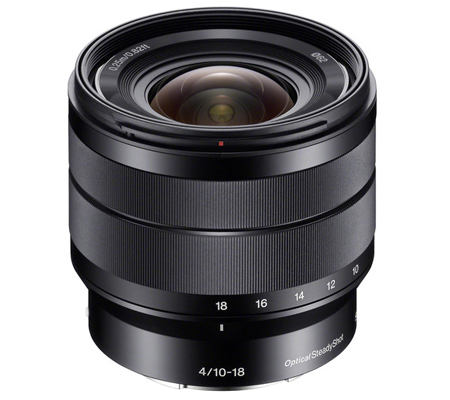 Sony E 10-18mm f/4 OSS