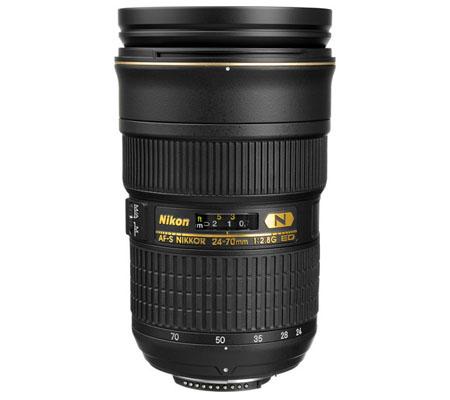 Nikon AF-S 24-70mm f/2.8G ED N