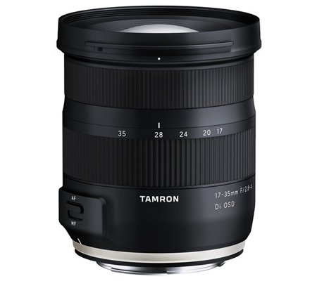 Tamron For Canon EF 17-35mm f/2.8-4 DI OSD