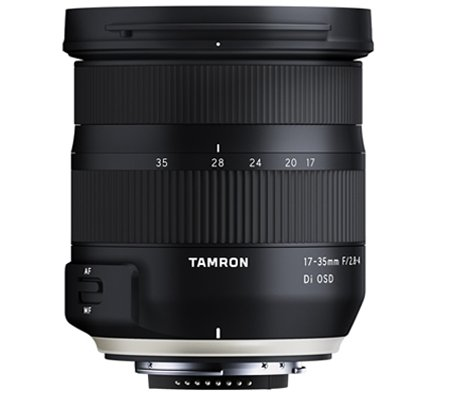 Tamron for Nikon F 17-35mm f/2.8-4 DI OSD