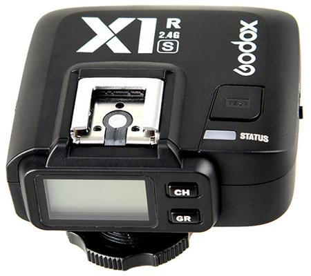 Godox for Sony X1R-S TTL Wireless Flash Trigger Receiver
