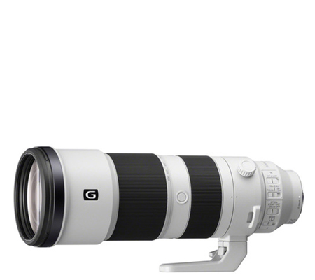 Sony FE 200-600mm f/5.6-6.3 G OSS
