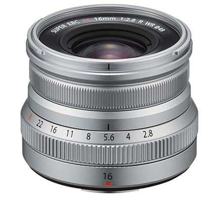 Fujifilm XF 16mm f/2.8 R WR Silver