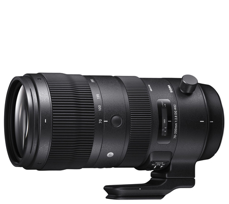 Sigma for Nikon F 70-200mm f/2.8 DG OS HSM Sports Lens