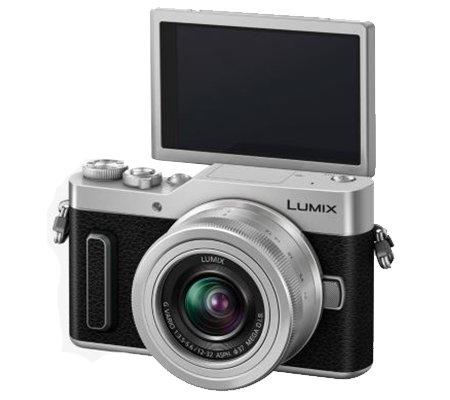 Panasonic Lumix DC-GF10 Kit Lumix G Vario 12-32mm f/3.5-5.6 Silver