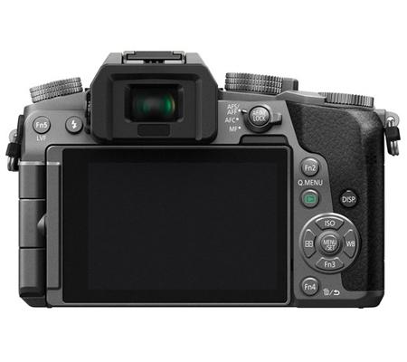 Panasonic Lumix DMC-G7 Kit 14-42mm f/3.5-5.6 II MEGA O.I.S Silver