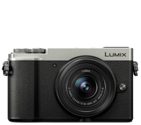 Panasonic Lumix DC-GX9 kit G Vario 12-32mm f/3.5-5.6 Silver
