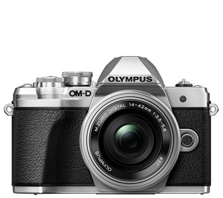 Olympus OM-D E-M10 Mark III kit 14-42mm EZ Silver