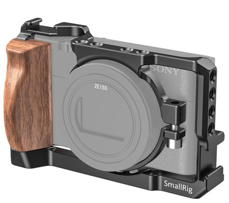 SmallRig CCS2434 Cage for Sony RX100 VII and RX100 VI Camera