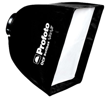 Profoto OCF Softbox Square 1.3x1.3'.