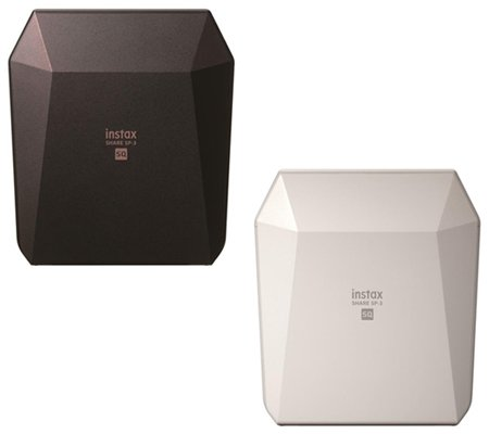 Fujifilm Instax Share Smartphone Printer SP-3 Black
