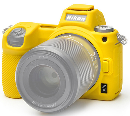 Easy Cover for Nikon Z6/Z7 Yellow