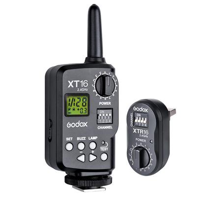 Godox Power Controller Flash Trigger + Receiver XT-16 (USB)