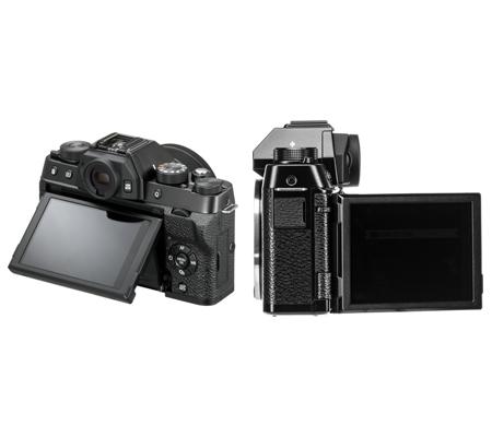 Fujifilm X-T100 Kit XC15-45mm & XF 35mm F/1.4 Black
