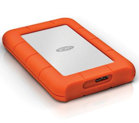 Lacie Rugged Mini USB 3.0 2TB (LAC9000298)