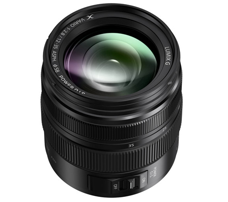 Panasonic Lumix G X Vario 12-35mm f/2.8 II ASPH. POWER O.I.S.