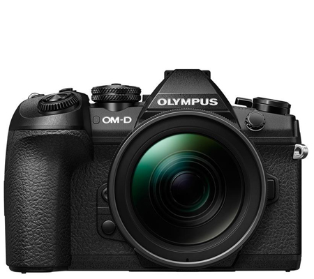 Olympus OM-D E-M1 Mark II kit 12-40mm f/2.8 Pro Black