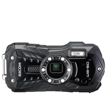 Ricoh Waterproof WG-50 Black