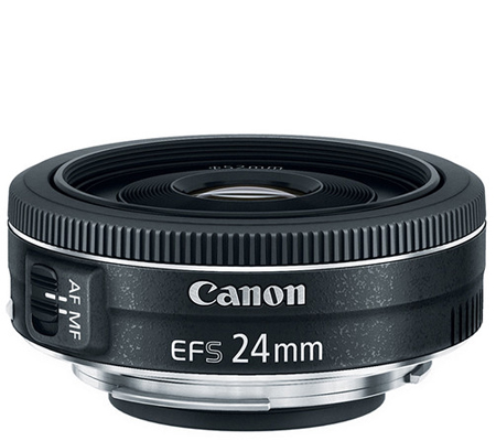 Canon EF-S 24mm f/2.8 STM