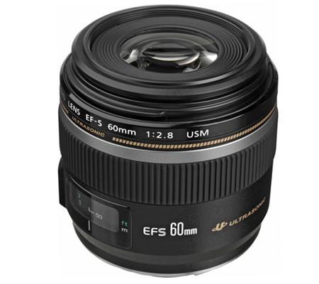 Canon EF-S 60mm f/2.8 USM Macro