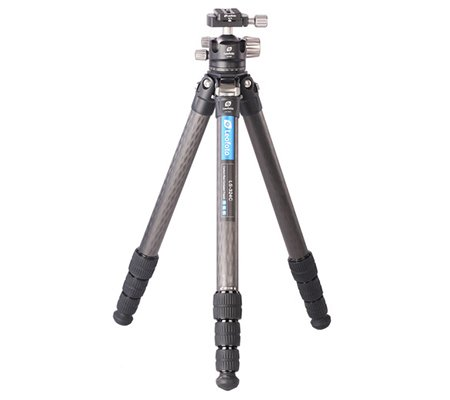 Leofoto LS-324C Ranger Tripod and LH-40 Ball Head Kit