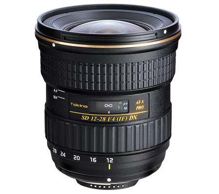 Tokina for Nikon AT-X 12-28mm f/4 PRO DX