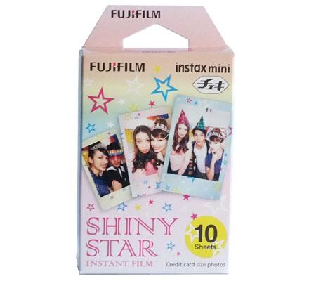 Fujifilm Instax Mini Paper Star Shiny