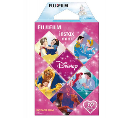 Fujifilm Instax Mini Paper Disney Princess